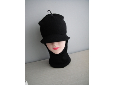 Blk Monkey Hat